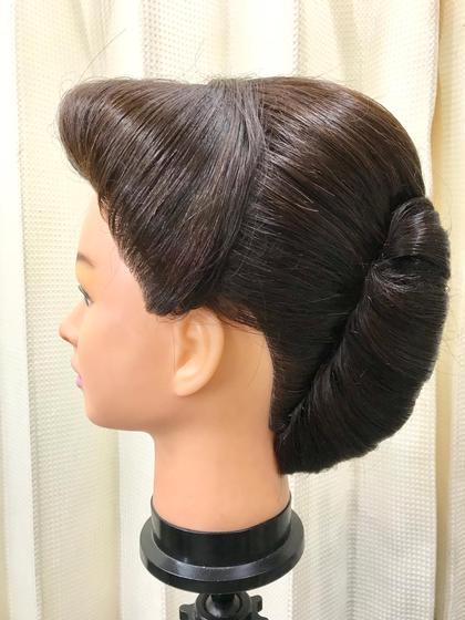 私が髪講習