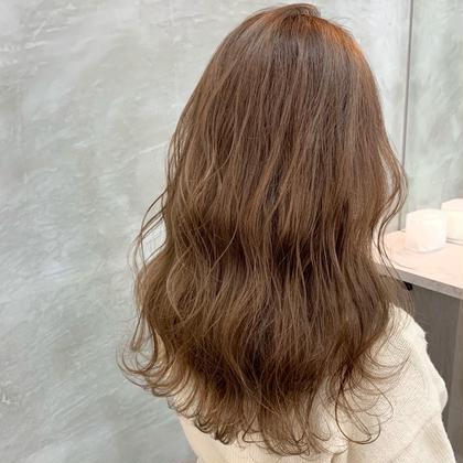 🌟おすすめ🌟似合わせカット+高発色スロウカラー+最新ASIAトリートメント