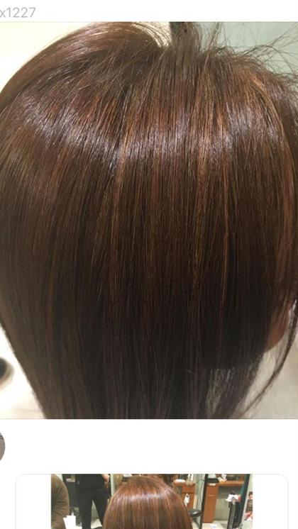 ハイライト mazele  hair所属・沼田拓斗のスタイル