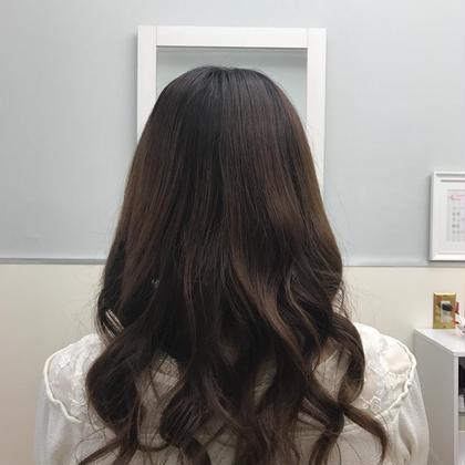 ¥1,000でお得に可愛く☆前髪カット & 巻き髪セット