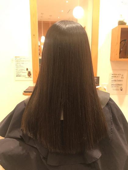 5月 新規限定 髪質改善トリートメントのみ