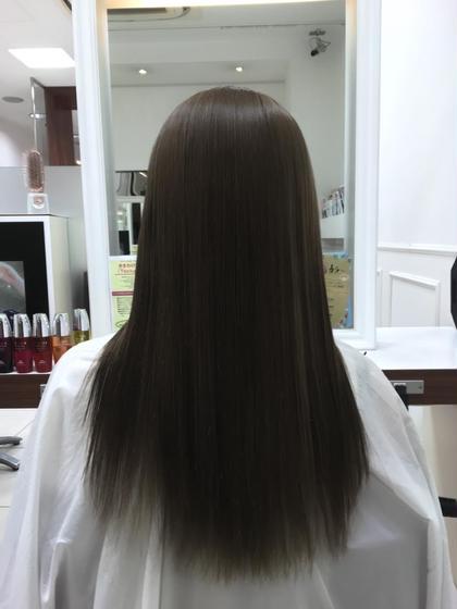 【🍓ツヤ髪カラー🍓】カット +カラー+オージュアトリートメント