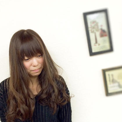 ゆるふわロング Cool所属・Nhiroのスタイル