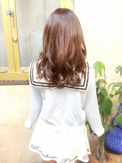 モテふわ☆ U-REALM  otto新宿所属・東直宙のスタイル