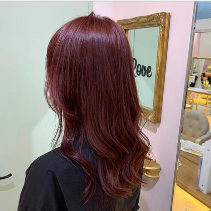 【髪質改善🥀】カット+イルミナorアディクシー+7ステップトリートメント
