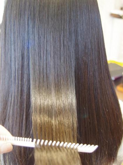 💖ricca反町・横浜所属・ricca髪質改善のスタイル
