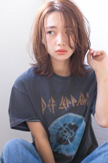 小顔矯正カット+外国人風カラー+クイックトリートメント3980円