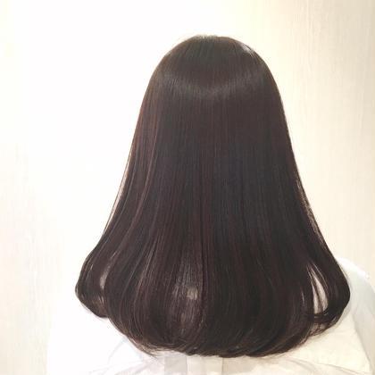 【営業時間内】カラー+トリートメント ✨ワントーンも⭐︎イメチェンも❤️白髪染めも✨艶髪へ✨✨