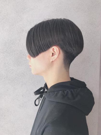 men's cut + shampoo