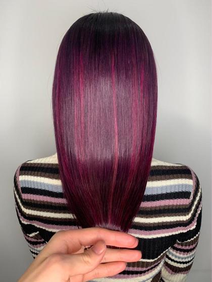 完全髪質改善艶髪グラスヘアトリートメント