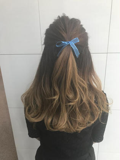 hair&makeSofa仙台駅前店所属・小林すずかのスタイル