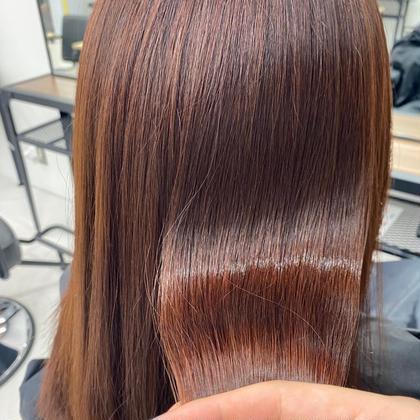 〔   特別価格‼️   〕One color + 髪質改善トリートメント☀️