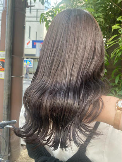🌹3step🌹髪質改善トリートメント+魔法のバブルmarbb