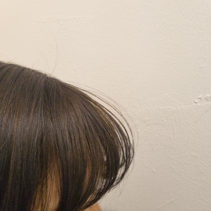 🌷お顔の印象変わります🌷前髪カット