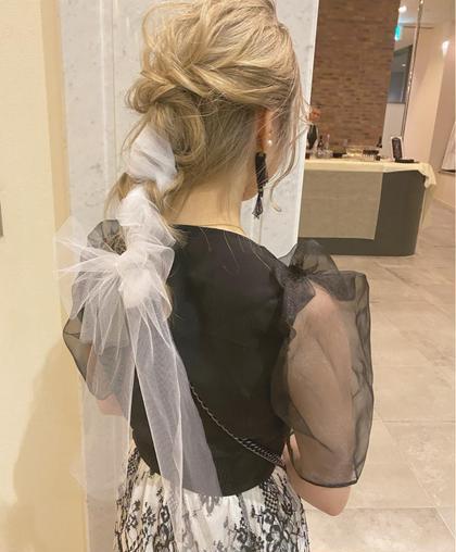 【 hairset  】成人式/卒業式/前撮り/パーティー/日本髪]