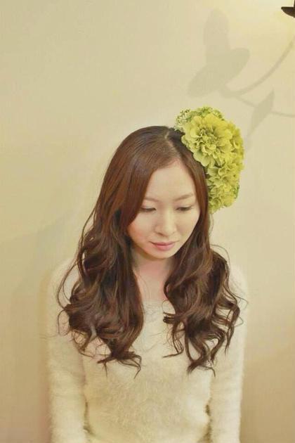Rochefort hair所属・akemori*のスタイル