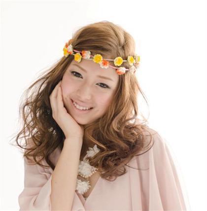 hair create Conté所属・富岡俊行のスタイル