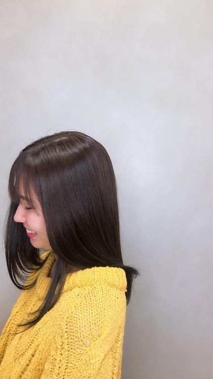 🍀髪質改善メニュー🍀       髪質改善ストレート+カット+フルカラー🌟