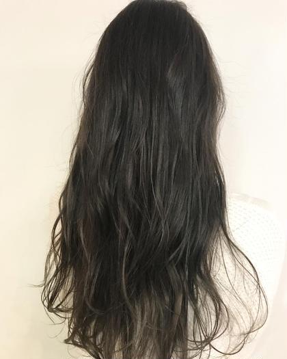 ⭐️『ご新規様限定』✂️透明感カラー&艶髪トリートメント✂️