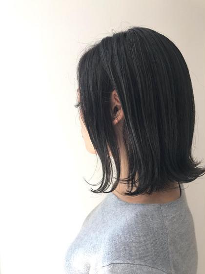 【新規限定ミニモ価格】✨透明感ハイライト✨&✨オンカラー✨&トリートメント