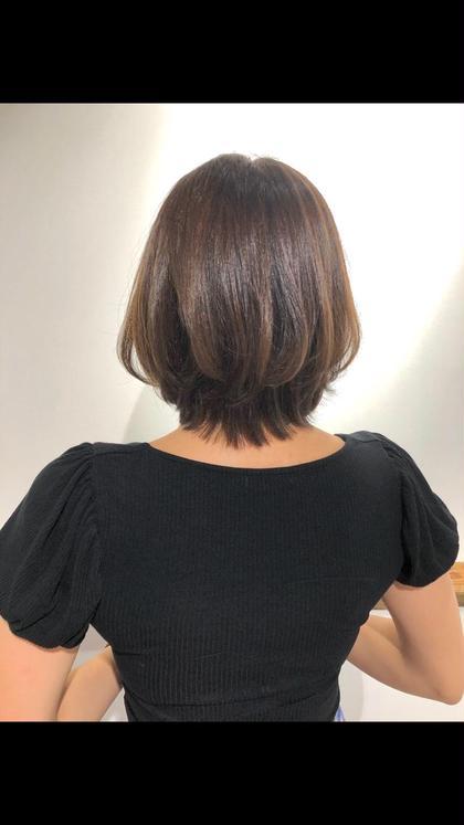 ショートヘアカットモデル(平日16時まで限定1日1人のみ女性のみ)