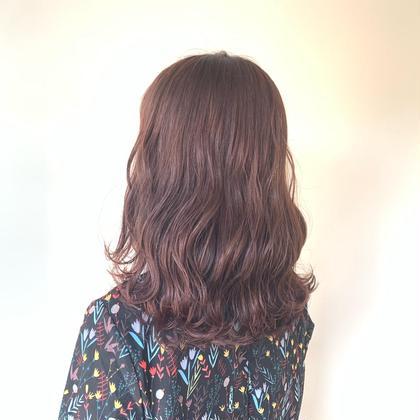 【🌸5月限定プライス🌸】❣️ロング料金なし❣️前髪カット✂️✨+イルミフルカラー💖✨+プラセンタ炭酸シャンプー+ダメージ集中ケアトリートメント💘