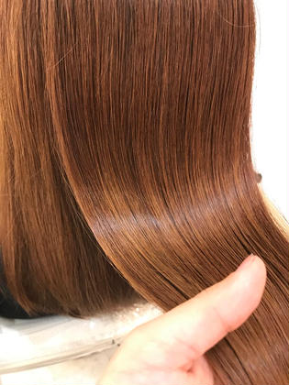‼️期間限定‼️【⚡️広がる・うねるお悩み解決いたします☔️】うる艶✨縮毛矯正&髪質改善トリートメント✨