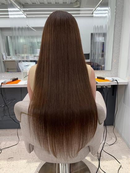 【髪質改善】SHISEIDOサブリミック髪質改善トリートメント