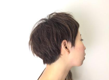 hair make ATENA所属・吉田颯馬のスタイル