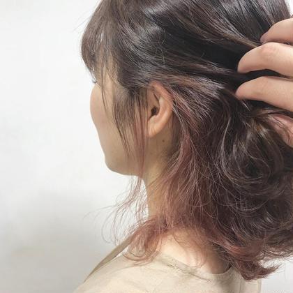 neolivenorth所属の岩渕ひなののヘアカタログ