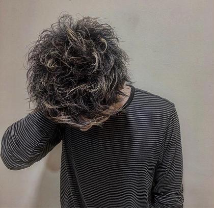 """〜men's cut ✂︎〜  仕上げはワックスで""""styling"""" DONNA所属・カイタムラのスタイル"""