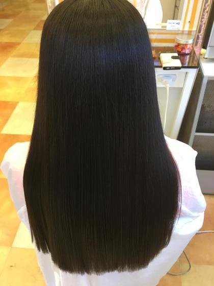 【minimo🍀令和】縮毛矯正&カット&トリートメント 縮毛矯正に必要な毛髪処理を全てワンパッケージにした安心プラン✨