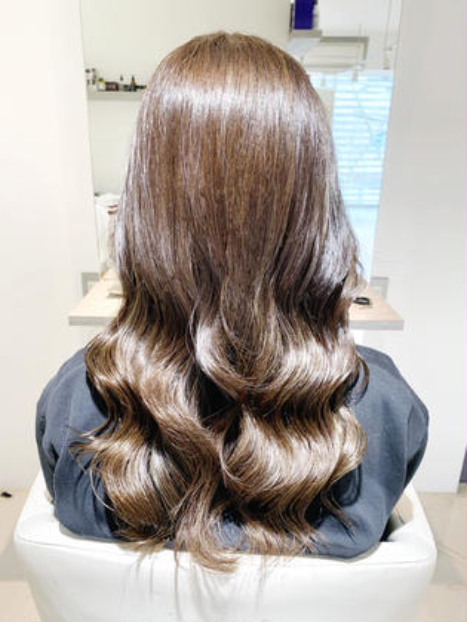 フルカラー✨話題のイルミナカラーと髪質改善で楽しみましょう ✨カット+イルミナorアディクシーカラー+oggiotto✨