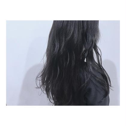 ロングカット! iNUOVE所属・田中郁矢のスタイル