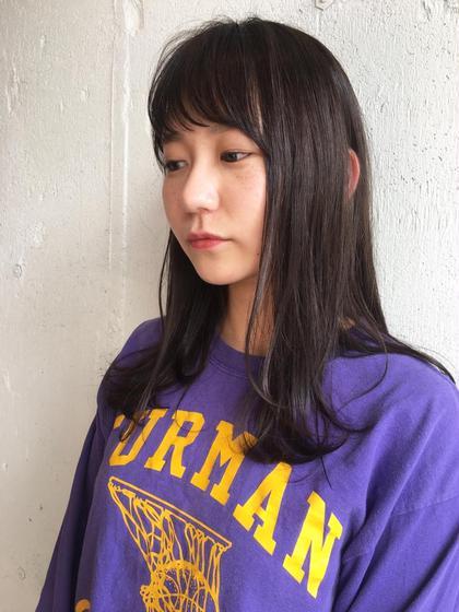 ⚪️【ご新規限定】似合せカット&カラー&うる艶トリートメント