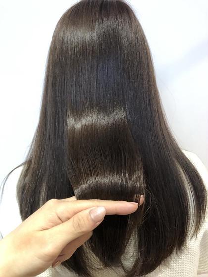 🉐 人気No.2髪質改善🦋美髪チャージ&外国人風カラー& トリートメント
