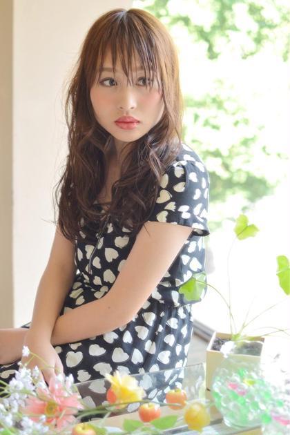 mateca・hair所属・林真之介のスタイル