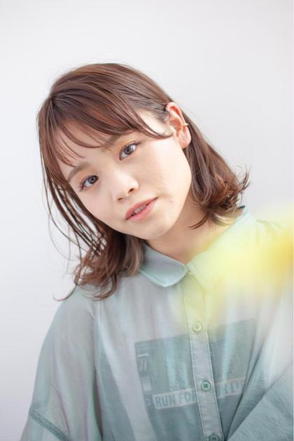 ♡新メニュー毛髪改善キラ水カラー♡