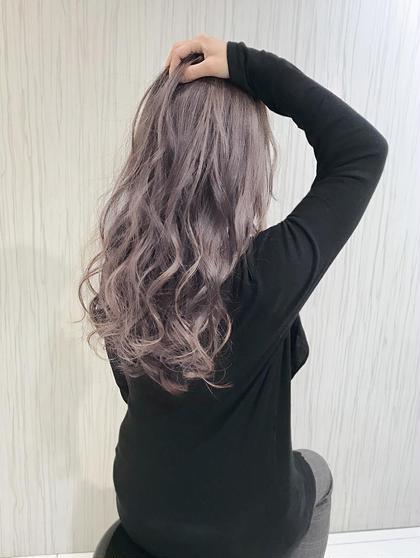 miq hair&beauty所属・平野華帆のスタイル