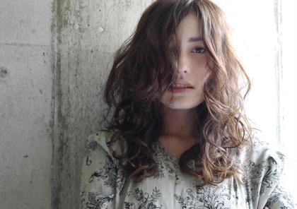 hair&make EARTH所属・ツダケイタロウのスタイル