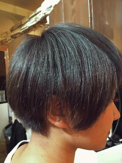 ブルージュ Wカラー(^^) hair&make Lee 東大阪所属・篠原健太のスタイル