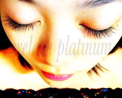 プレミアムセーブル Jカール50/50 9.10.11mm ナチュラル EARTH*eyelash 町田店所属・EARTH*eyelashのフォト