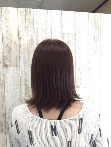 BIZE/OZ心斎橋店所属・ayachan೨̣̥*♪のスタイル