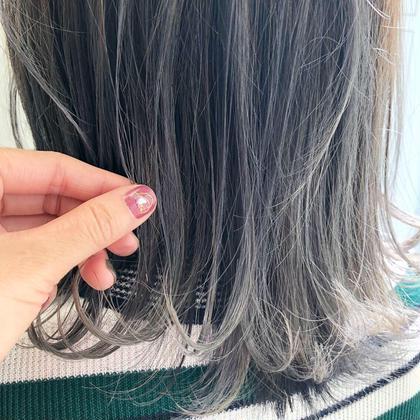 【🌸❤︎夏限定❤︎🌸】透明感カラー+炭酸ヘッドスパ
