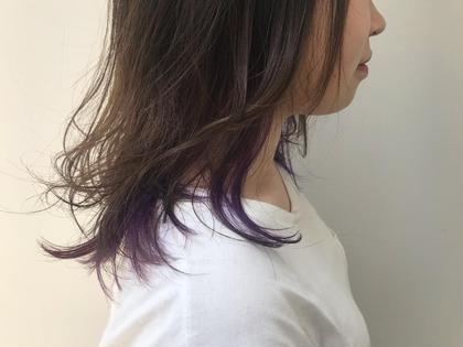○*メンテナンスに✨カット+カラー+トリートメント🕊○