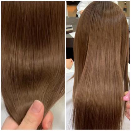 今大人気⭐️髪質改善トリートメント⭐️髪に少しでも何かお悩みがある方髪質改善おすすめです🌈