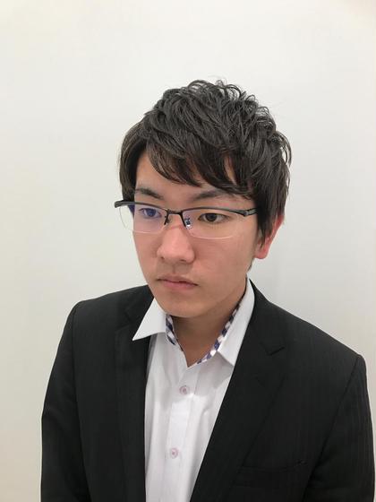 メンズ SARA  九大学研都市店所属・山内健太郎のスタイル
