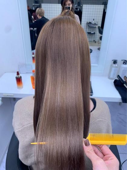 【🌟髪質改善🌟】SNSで話題沸騰💫プレミアム酸熱トリートメント+炭酸スパ🌟
