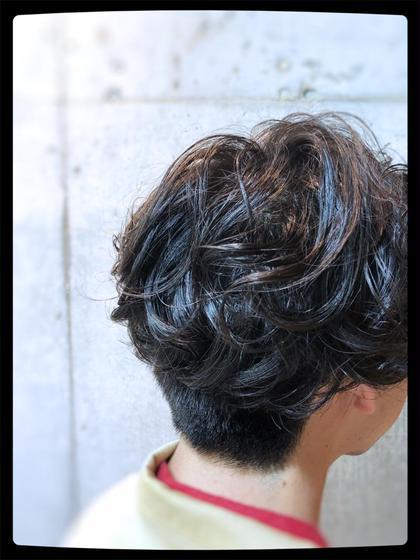 内富 祐次のメンズヘアスタイル・髪型