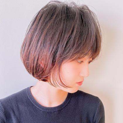 ✨✂︎【☆学生限定】PRプラン☆周りから褒められるショートヘア ✂︎✨【すぐ予約不可】